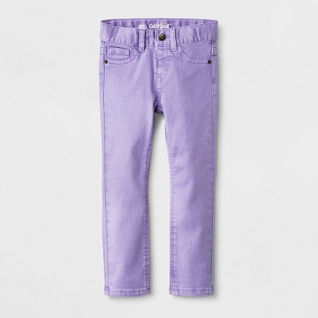 Cat & Jack Toddler Girls' Skinny Jeans