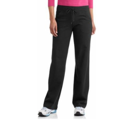 Danskin Now Women's Dri-More Core Relaxed Pant
