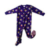 Garanimals Baby Girls Pajamas with Footies Dinosaur Theme Bodysuit