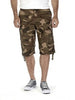 George Men's Messenger Cargo Short