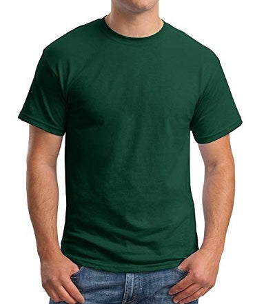 Hanes Men's Short Sleeve Tagless T-Shirt