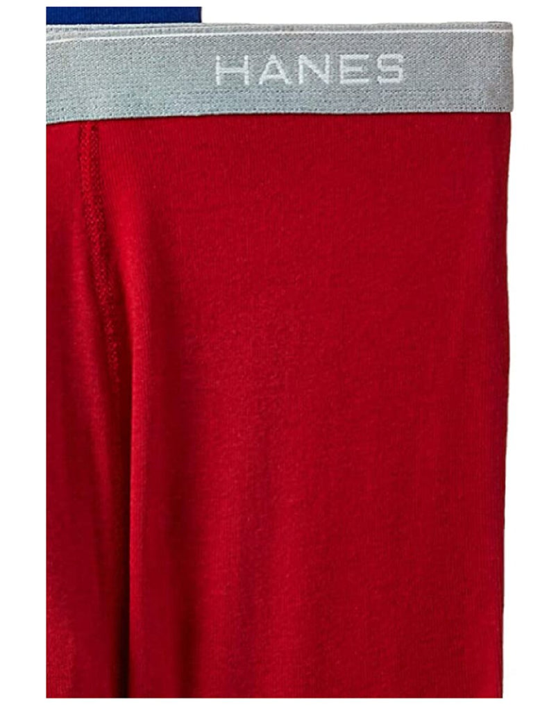 Hanes Men's 5pk Tagless Boxer Briefs -Assorted Colors