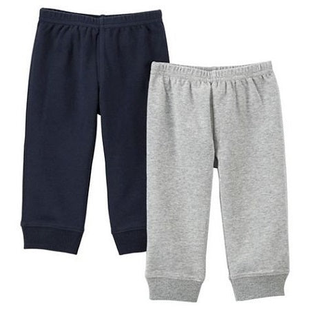 Just One You made by carter's Baby Boys' 2 pack Jogger Pants