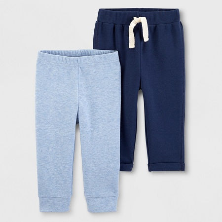 Carter's Baby Boys' 2 pack Jogger Pants