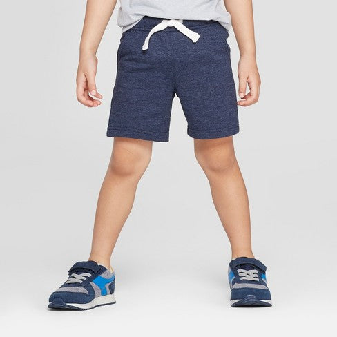 Cat & Jack Toddler Boys' Knit Pull-On Shorts