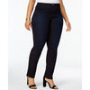 Lee Platinum Label Plus Size Classic Fit Straight Jeans