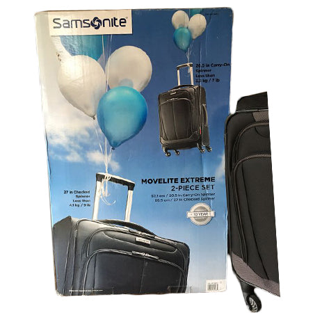 Samsonite Movelite Extreme 2-Piece Luggage Set