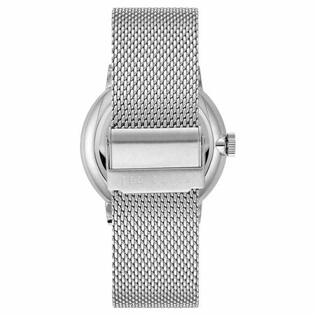 Ted Baker Stainless Steel Mesh Men's Watch