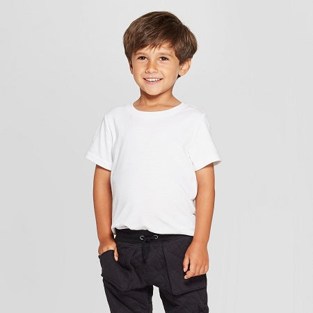 Cat & Jack Baby Boys' Short Sleeve T-Shirt
