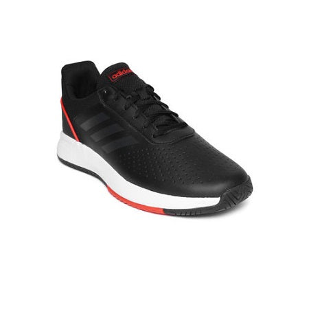 Adidas Men's Courtsmash Ankle-High Sneaker