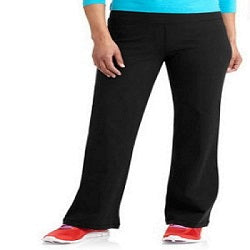 Danskin Now Women's Dri-More Core Bootcut Pants