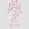 Carter's Baby Girls' Owl Bunny Sleep 'N Play One Piece Pajama