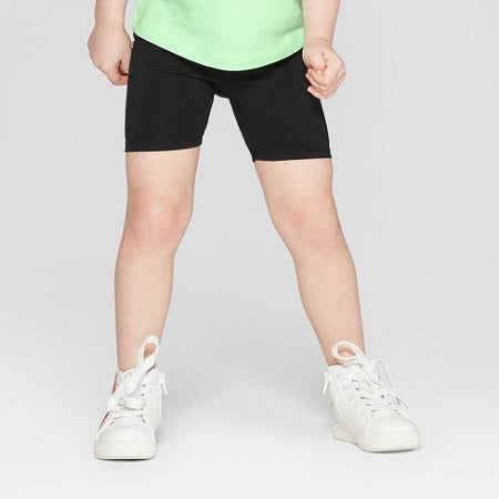 Cat & Jack Toddler Girls' Bike Shorts
