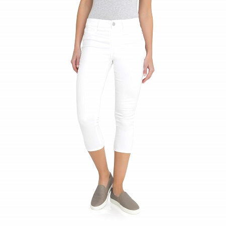 Jordache  Women's High Rise Pull-On Capri Jeans