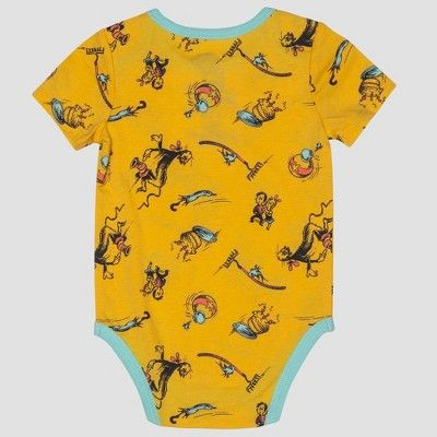 Dr. Seuss Baby 3 pack  Short Sleeve Bodysuits