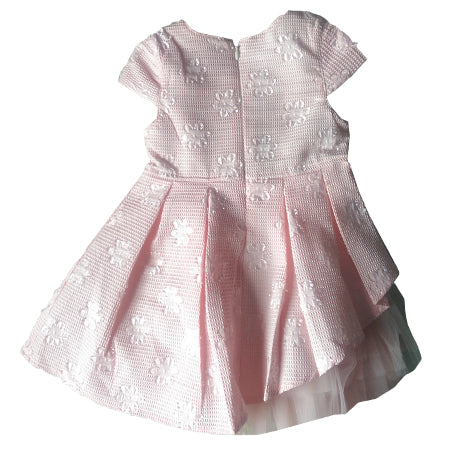 Duru Baby Girl Pleated Dress