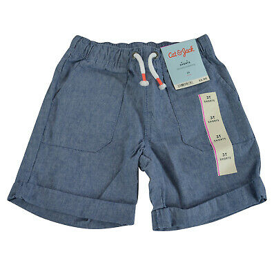 Cat & Jack Toddler Boys' Textured Pull-On Shorts