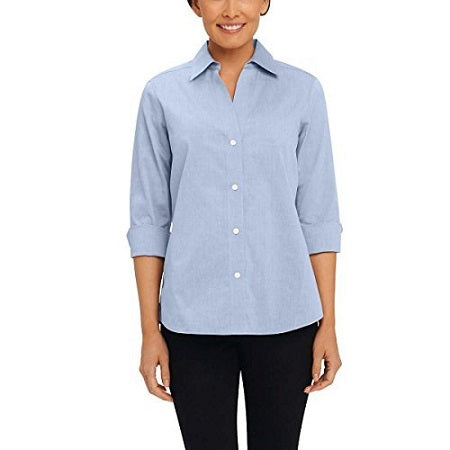 Foxcroft Women's Non-Iron Essential Paige Shirt
