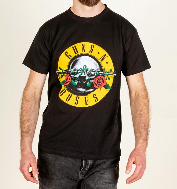 Men's Guns N Roses Short Sleeve Graphic T-Shirt