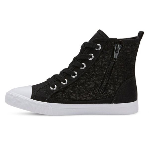 Cat & Jack  Girls' Ankle Sneaker