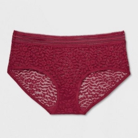 Gilligan & O'Malley Women's Lace Hipster