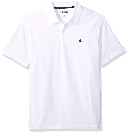 IZOD Men's Short Sleeve Polo Shirt