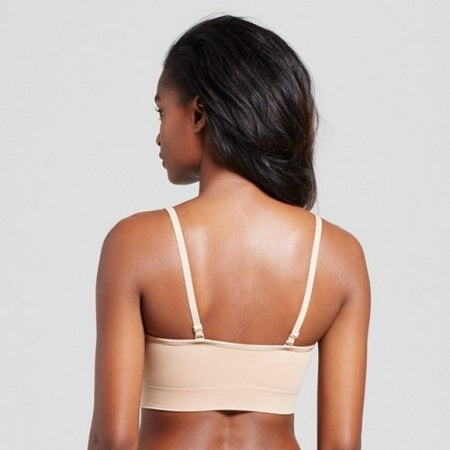 Gilligan & O'Malley Women's Seamless Bandeau
