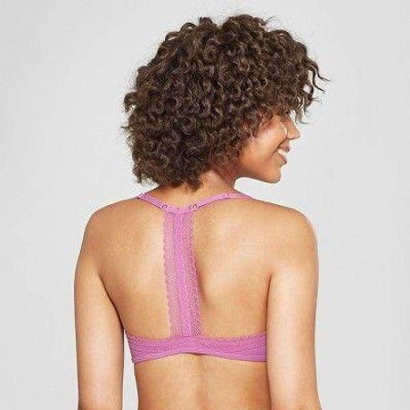 Xhilaration Women's Wireless Lounge Bra