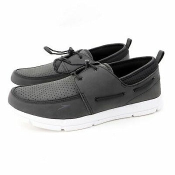 Speedo Mens Port Lightweight Breathable Water Boat Shoe