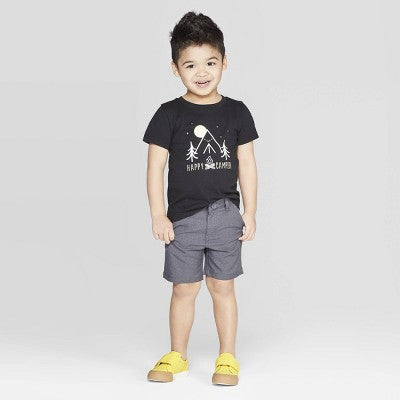 Cat & Jack Toddler Boys' Quick Dry Pull-On Shorts