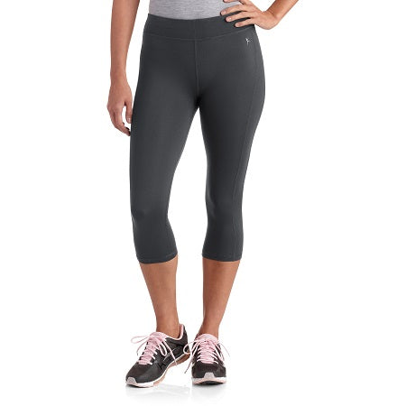 Danskin Now Women's Power Performance Fitted Capri
