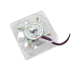 MacEffects Clear LED Fan Kit for Macintosh SE & SE/30