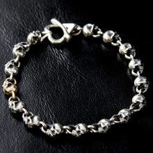 画像をギャラリービューアに読み込む, RAT RACE - All Skull Bracelet K10 - RAT RACE OFFICIAL STORE