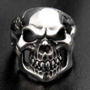 RAT RACE - Standard Skull Ring 1 - RAT RACE OFFICIAL STORE