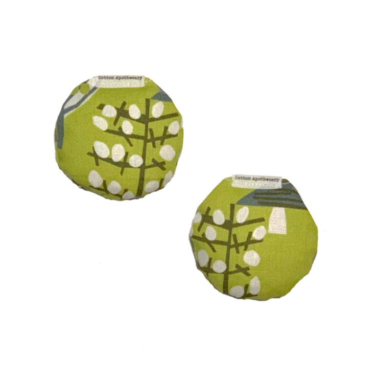 Lime Green Tree - Handwarmers
