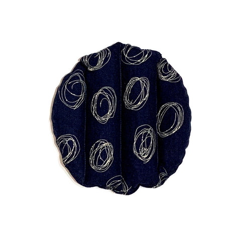 Cirque Heat Pack Lupin Navy Swirl