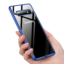 Charger l'image dans la galerie, Protection Samsung Galaxy  S10 Plus Ultra Thin Slim Fit Soft Silicone TPU Phone