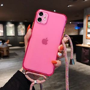 Protection iPhone XR portable