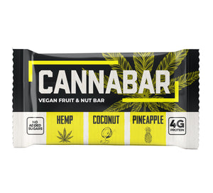 PINEAPPLE CANNABAR (12 bars)
