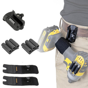 Spider Tool Holster Kits - Improve the way you carry your hand and power tools on your belt!