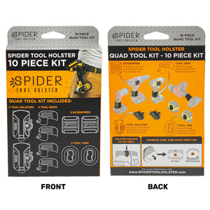 Quad Tool Kit - 10 Piece Kit