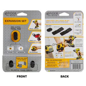 Expansion Set - 3 Piece Kit