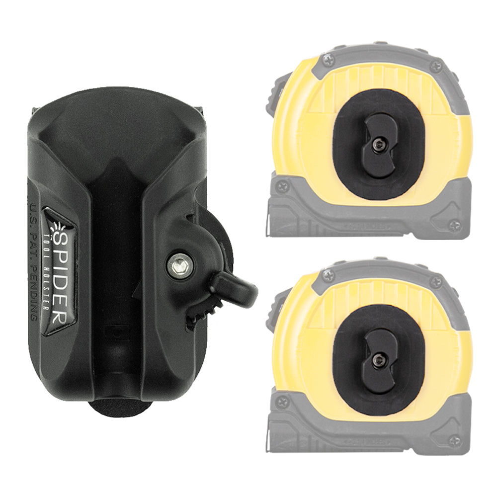 Tape Measure Set - Spider Tool Holster