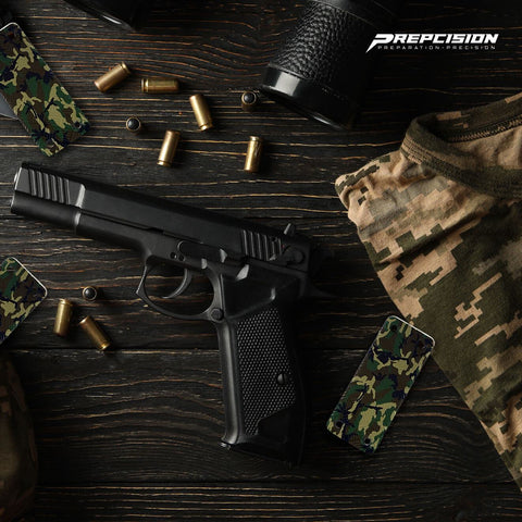 Prepcision QuickMag™ CAMO Limited edition