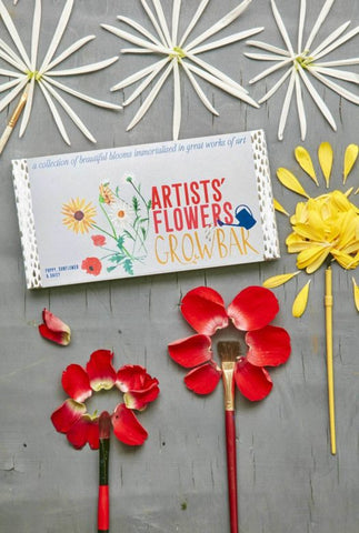 Artists' Flowers Growbar