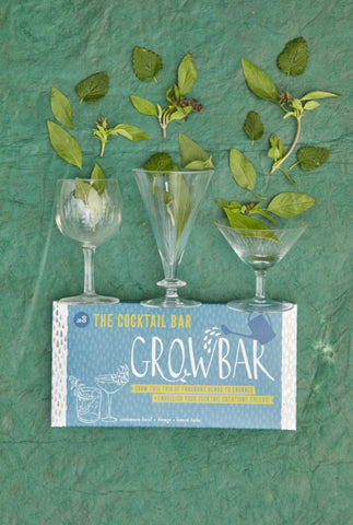 The Cocktail Bar Growbar
