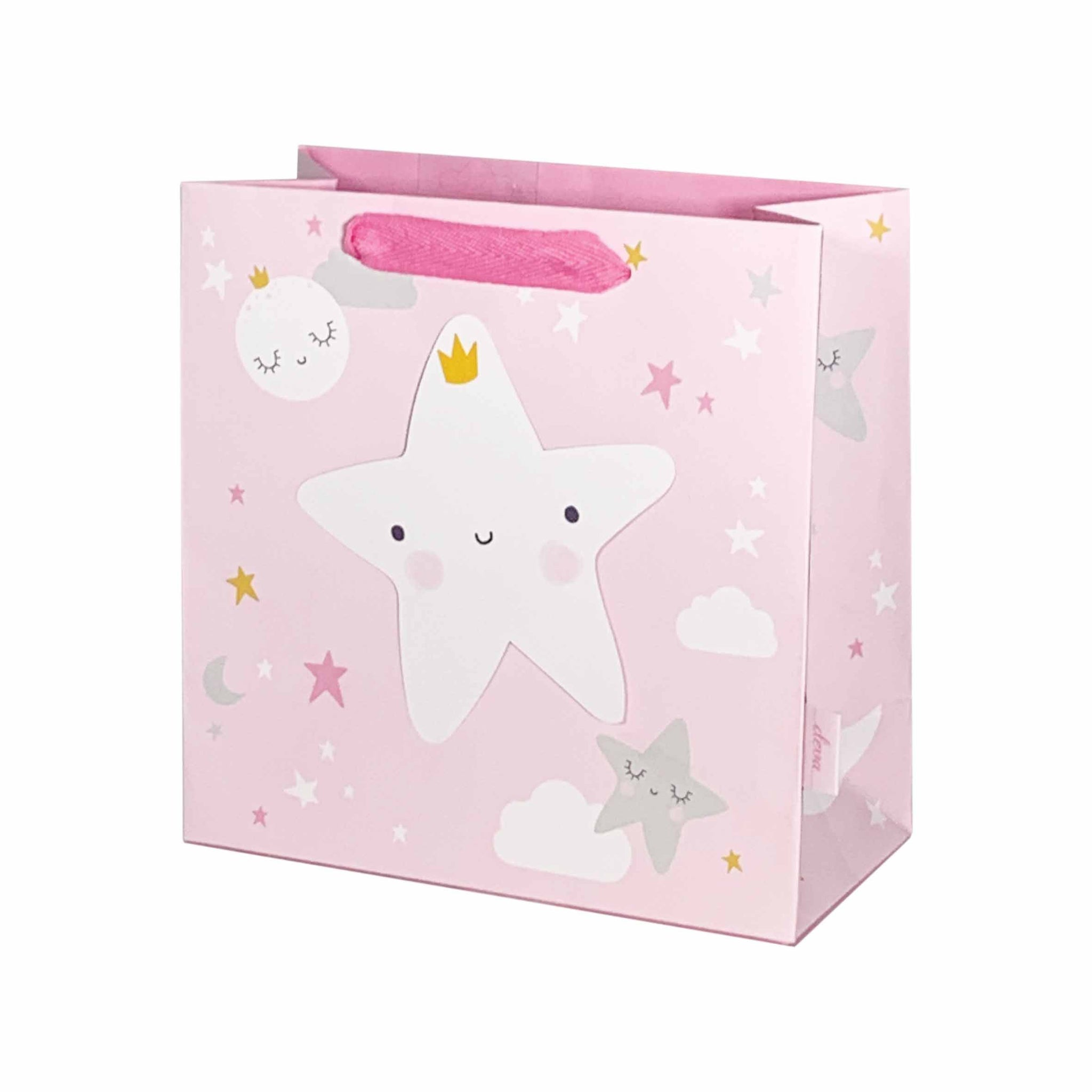 Gift Bag Medium Little Dreamer Pink