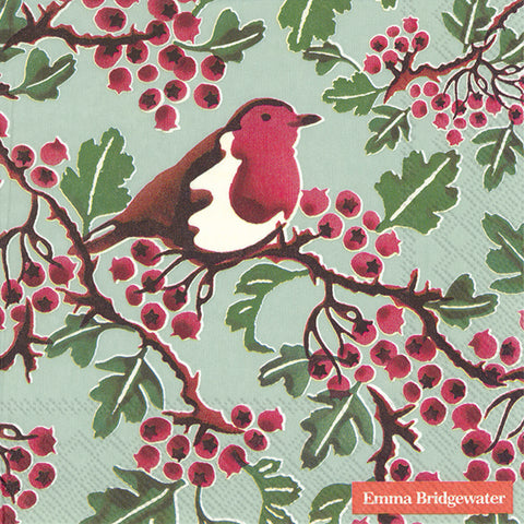 Hawthorn Berry Lunch Napkins