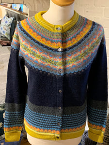 Alpine Cardigan Moonflower