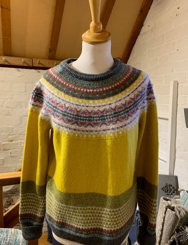 Alpine Sweater Piccallili